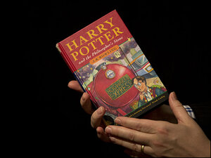 Reading Harry Potter gives clues to brain activity