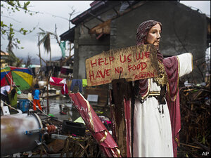 Typhoon Haiyan deaths in Philippines top 6,000