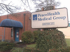 PeaceHealth moving Junction City clinic to West Eugene