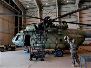 US, Russia helicopter deal hits new turbulence