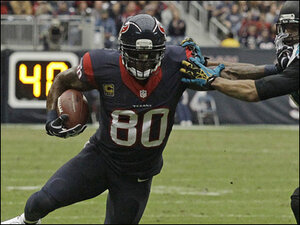 Texans WR Johnson picks up $17K tab for needy kids