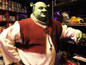 'Shrek the Musical' at Actors Cabaret in Eugene