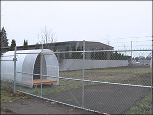 Homeless rest stop expansion halts