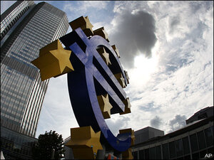 European inflation stable at low rate of 0.2 percent
