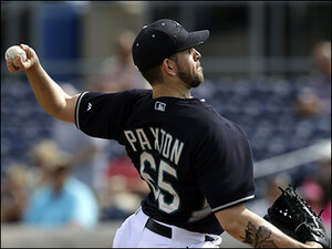 Paxton tosses 3 scoreless frames, but M's lose to Indians 8-5