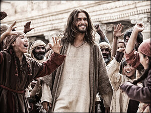 A look at actors who have played Jesus in movies