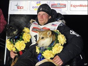 Dallas Seavey wins his second Iditarod in frantic finale