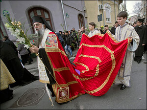 Photos: Palm Sunday marked across the globe