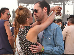 Photos: Celebrity sightings at Coachella