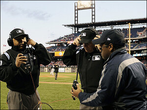 Bud Selig calls replay start 'remarkable'