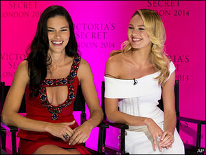 Victoria's Secret announces London fashion show