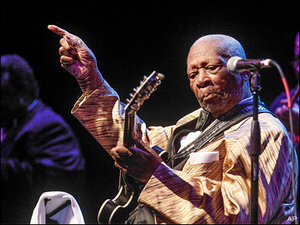 Two of B.B. King's daughters allege he was poisoned