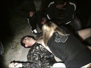 3 pro-Russian protesters killed in attack on Ukrainian base