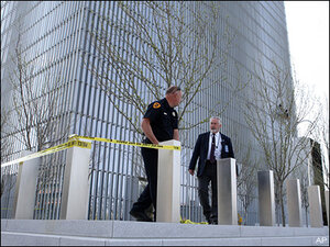 Man dies after being shot at Utah federal courthouse