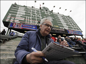 Tech boom presents new wrinkles for Wrigley Field