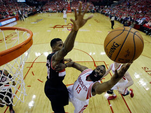 Rip City: Blazers go up 2-0 in series over Rockets