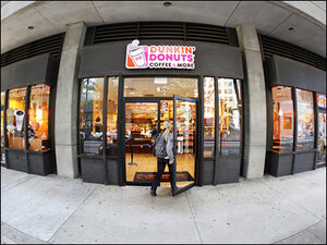 Dunkin' Donuts pushing cashiers to 'upsell' in afternoons