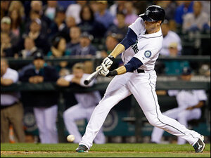 M's send Saunders to Toronto for pitcher J.A. Happ