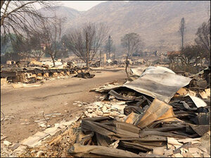 Sheriff: 300 homes burned in Washington wildfire