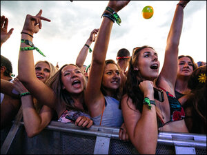 Photos: Pemberton Music Fest brings big names to Northwest