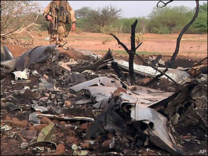 Black box found at Air Algerie wreckage site