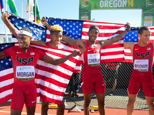 Photos: Oregon 14 World Junior Championships in Eugene