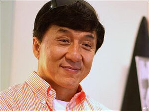 Jackie Chan expresses shame over son's drug arrest