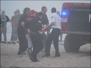 Girl, 9, dies after sand collapses on her in Lincoln City