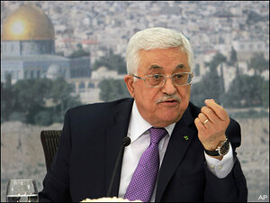 Palestinian leader says Hamas caused prolonged war