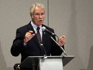 New poll could point to trouble for Kitzhaber's re-election bid