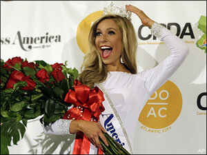 Happy red cup leads to happy new Miss America