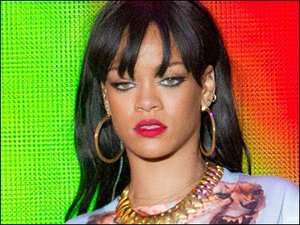CBS axes Rihanna from NFL telecast after foul-mouthed rant