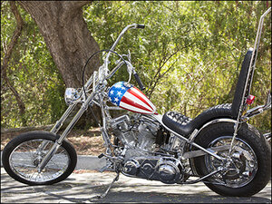 Peter Fonda's 'Easy Rider' bike going to auction