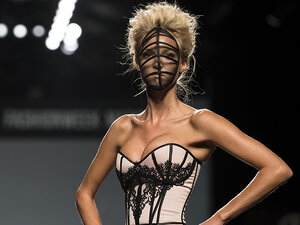 Photos: On the runway in Madrid