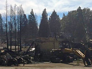 Roseburg Forest Products plans after California facility burned