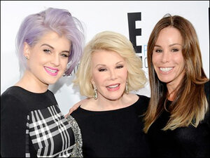 E! says 'Fashion Police' will continue