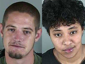 Duo faces robbery charges for two crimes reported within an hour