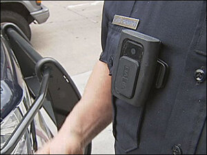 Eugene PD body cameras: 'Does it make me more professional? Yes'