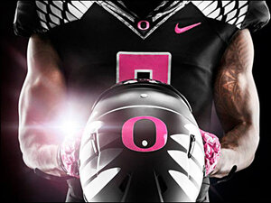 Oregon wears pink to kick off Breast Cancer Awareness Month
