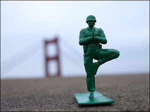 Creator: 'Yoga Joes' inspires men to try yoga