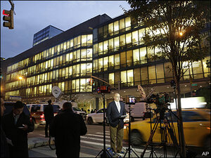 Ebola reaches NYC; 1 hospitalized, 3 quarantined