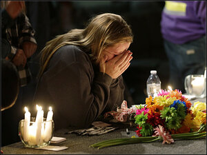 Cafeteria worker tried to stop Marysville school shooter
