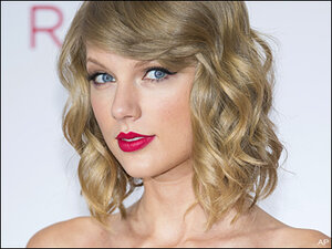 Taylor Swift video-chats with 4-year-old terminal cancer patient