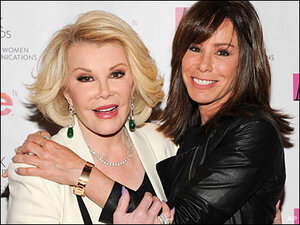 Joan Rivers' daughter hires lawyers to look into death