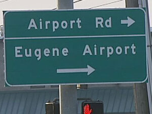 Busy week at Eugene Airport; TSA says leave warheads, drugs home
