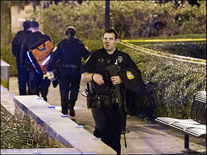Fla. St. gunman sent packages before shooting; contents a mystery