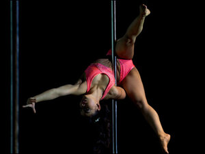 Photos: Argentina Pole Dance Competition