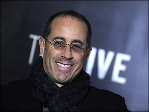 Jerry Seinfeld's son busted over charity lemonade stand