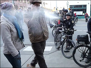 Seattle teacher suing city after being pepper sprayed at MLK rally