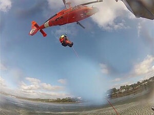 Coast Guard in Oregon: 'We can do almost any rescue, any time'